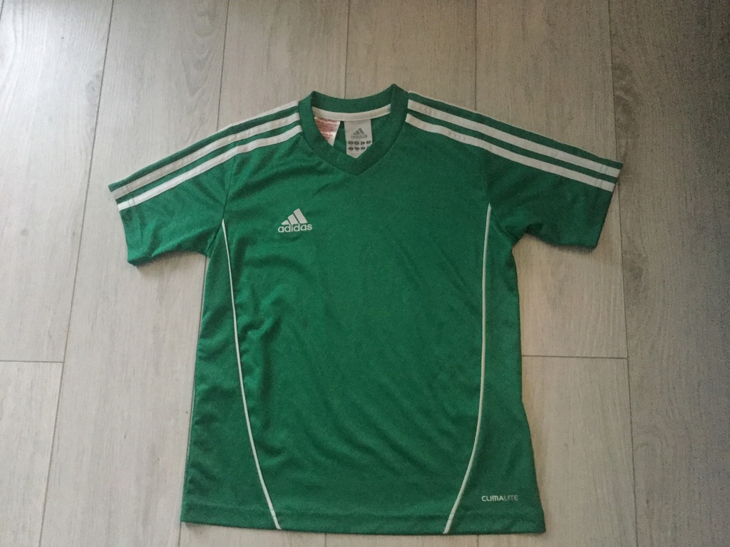 Koszulka piłkarska sportowa Adidas Climalife 128