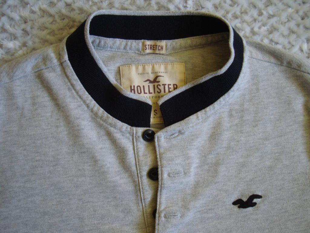 Hollister koszulka z krótkim rękawem rozmiar S