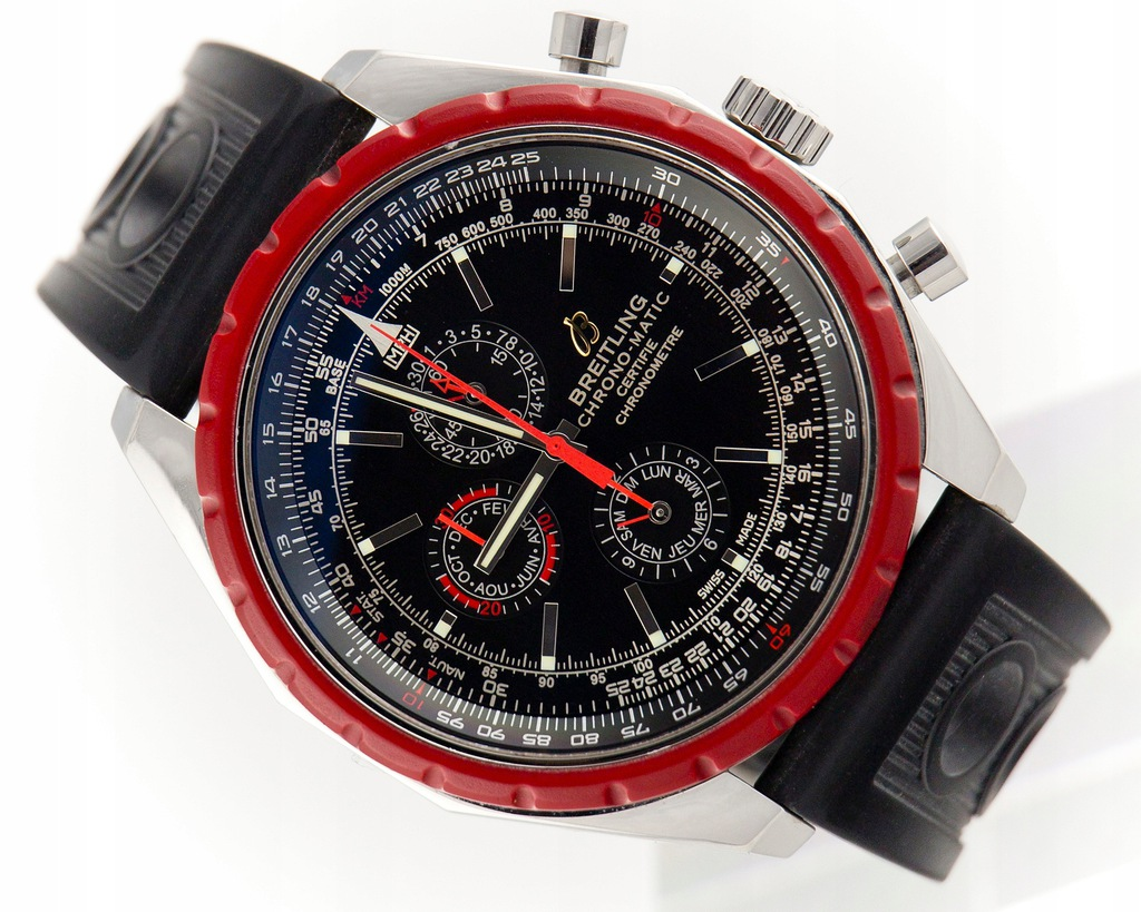 BREITLING CHRONO MATIC 1461 49 REF.A19360 LIMITED