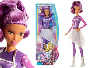 Barbie Gwiezdna Przygoda Lalka Przyjaciolka Dlt41 7354034297 Oficjalne Archiwum Allegro