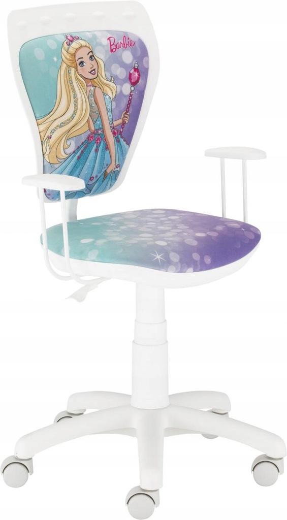 Krzesło dla dziecka Ministyle Line Barbie Wróżka