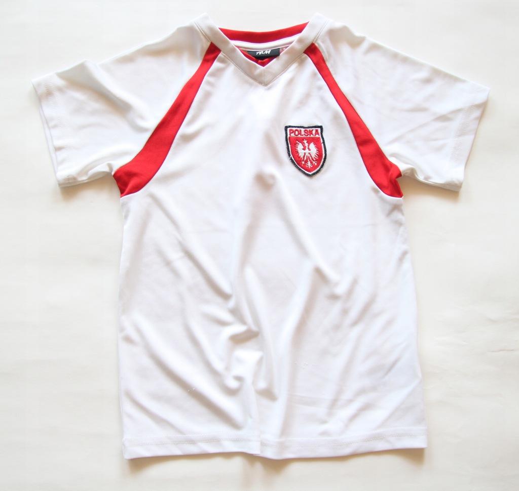 H&M koszulka sportowa t`shirt r.98/104 -POLSKA