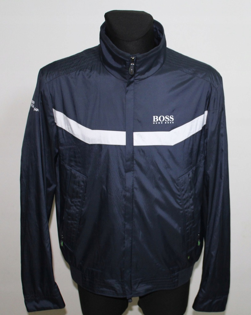 NEW HUGO BOSS GREEN BMW CHAMPIONCHIP roz L