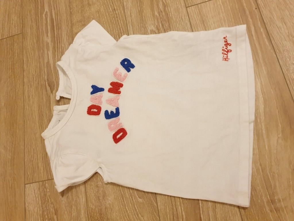 koszulki tshirt tommy hilfiger 3lata 98 104