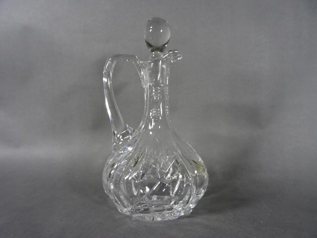 Karafka szkło kryształowe