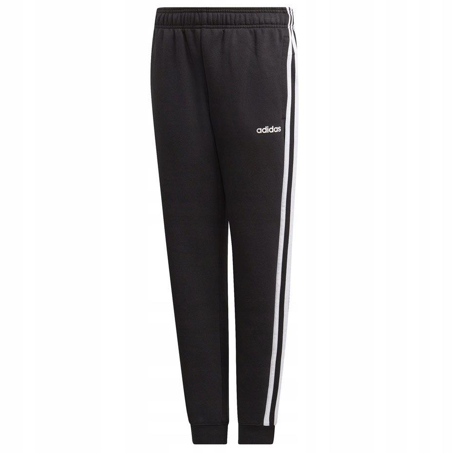 Spodnie dresowe chłopięce adidas czarne 164 cm