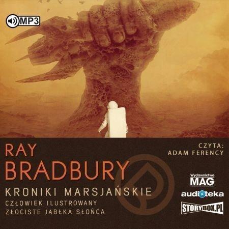 KRONIKI MARSJAŃSKIE AUDIOBOOK, RAY BRADBURY