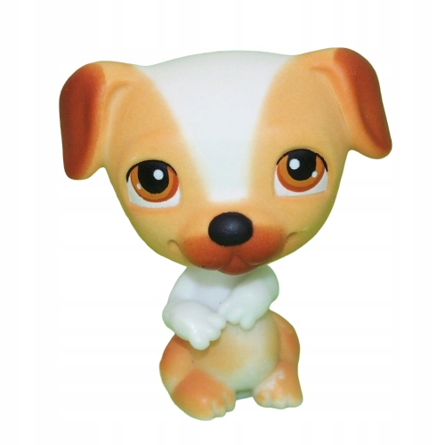piesek JACK RUSSEL terier #40 Littlest Pet Shop