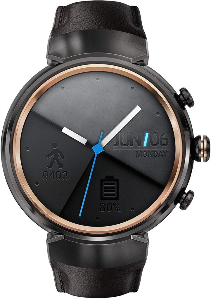 Asus ZenWatch 3 elegancki smartwatch FV23% ASW206