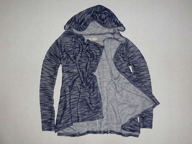 Hollister Easy Textured Knited Blanket M/L