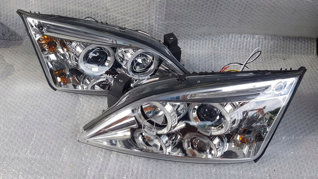 lampy przednie mondeo mk3 led