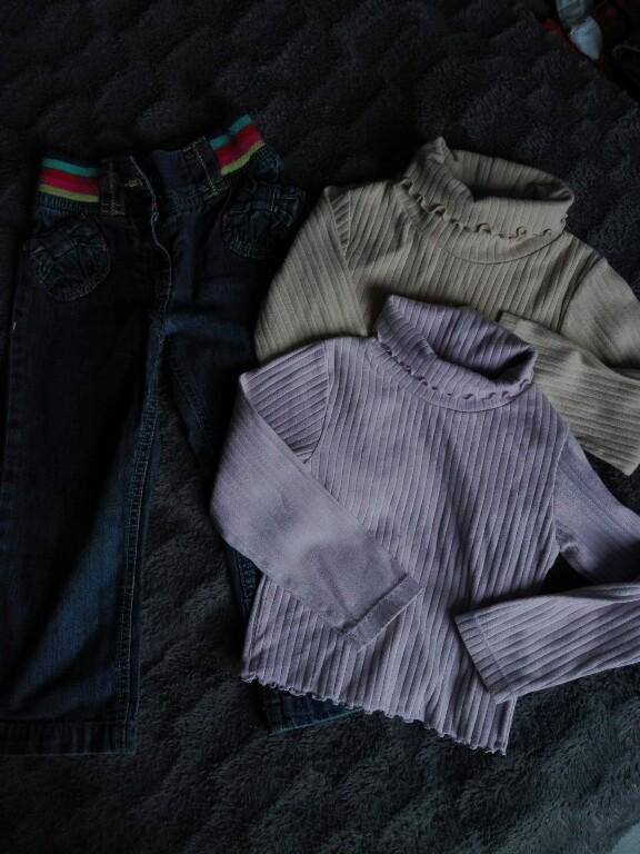 george spodnie jeans r. 98 2-3lat