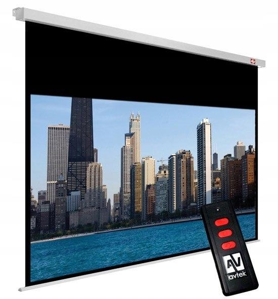 Ekran elektryczny Cinema Electric 200, 16:9, 200 x