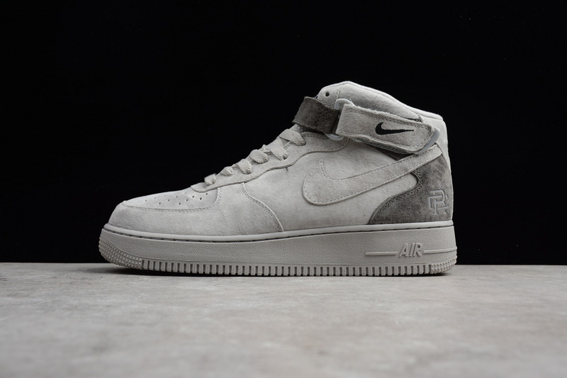 Nike Air Force 1 Mid 807618 200 SZARE NR 40,5