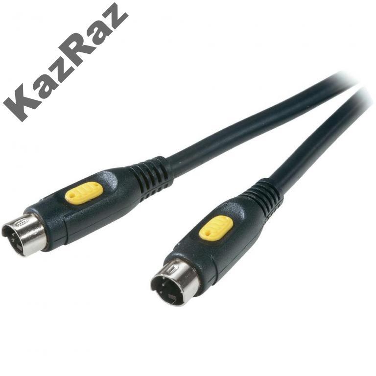 Kabel S-Video, SpeaKa Professional, wtyk S-Video /