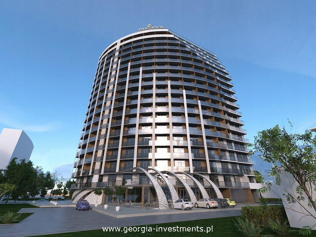Mieszkanie, Batumi, 29 m²