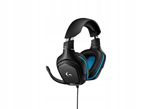 Logitech G432 Słuchawki z mikrofonem dźwięk 7.1