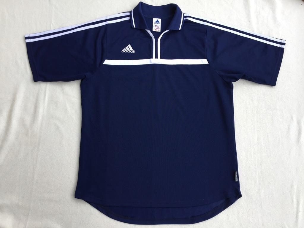 Koszulka polo męska-Adidas
