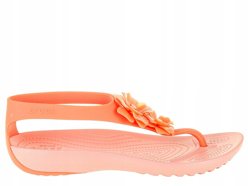 Japonki Crocs Serena 205600-6PT - 37/38- SAMPLE