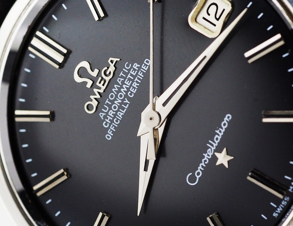 OMEGA CHRONOMETER CONSTELLATION CERTIFIED UNIKAT