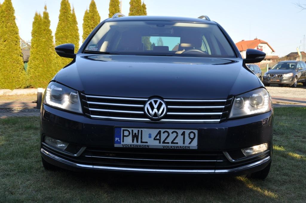 VW PASSAT, 2,0 TDI, ''HIGHLINE'' 100% Bezwypadkowy