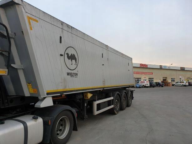Naczepa ciężarowa wywrotka WIELTON 3NW