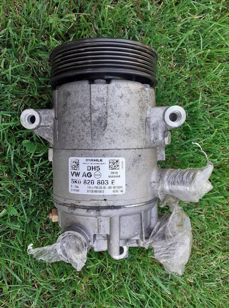 Kompresor, pompa klimatyzacji VW Tiguan 5K0820803E