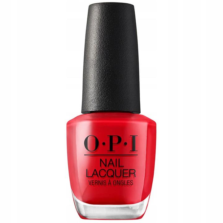 OPI Lakier Red Heads Ahead NL U13 15ml