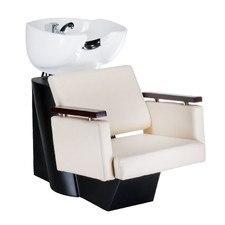 Myjnia fryzjerska MILO kremowa BD-7825 Beauty Syst