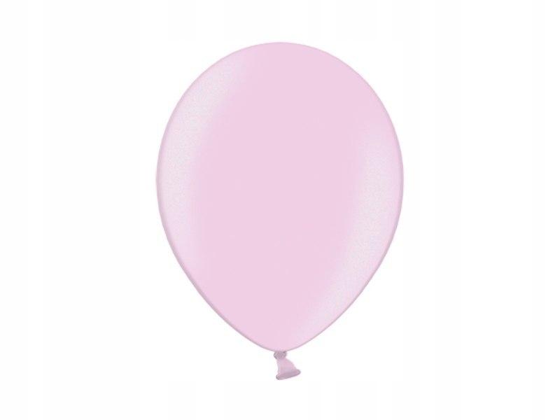 """""""Balony 12'', Metallic Pink (1op=100 szt)"""