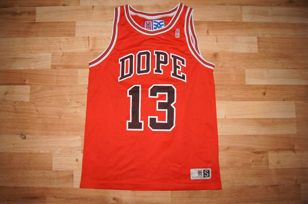 T-shirt dope crew 13 basketball fenchurch S