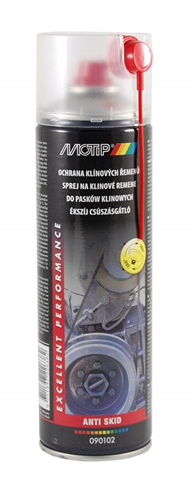 Środek konserwacji do pasów 500ml MOTIP 090102