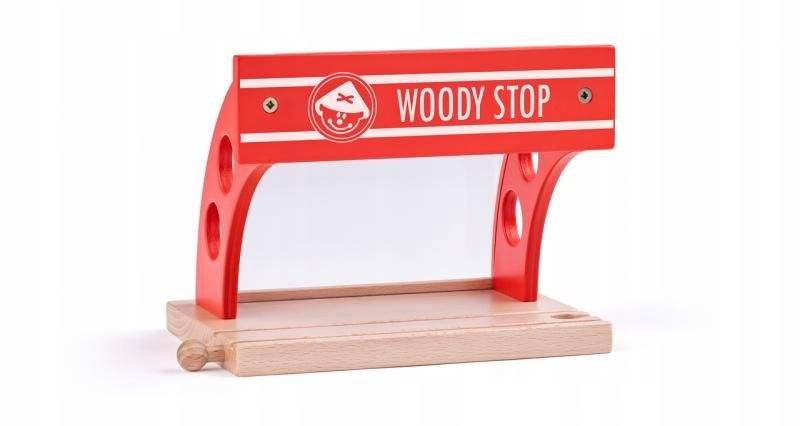 Woodyland Przystanek kolejowy Dodatek do kolejek