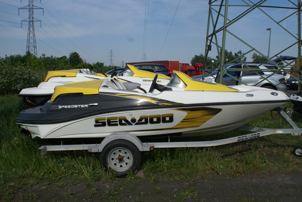 Motorówka Sea Doo Sportster Speedster 255 KM
