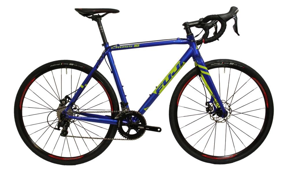 FUJI CROSS 2.1 rower przełajowy 56 Shimano 105