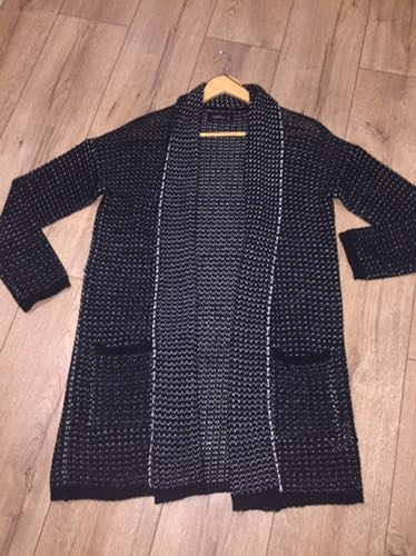 Kardigan sweterek reserved na wiosne 36