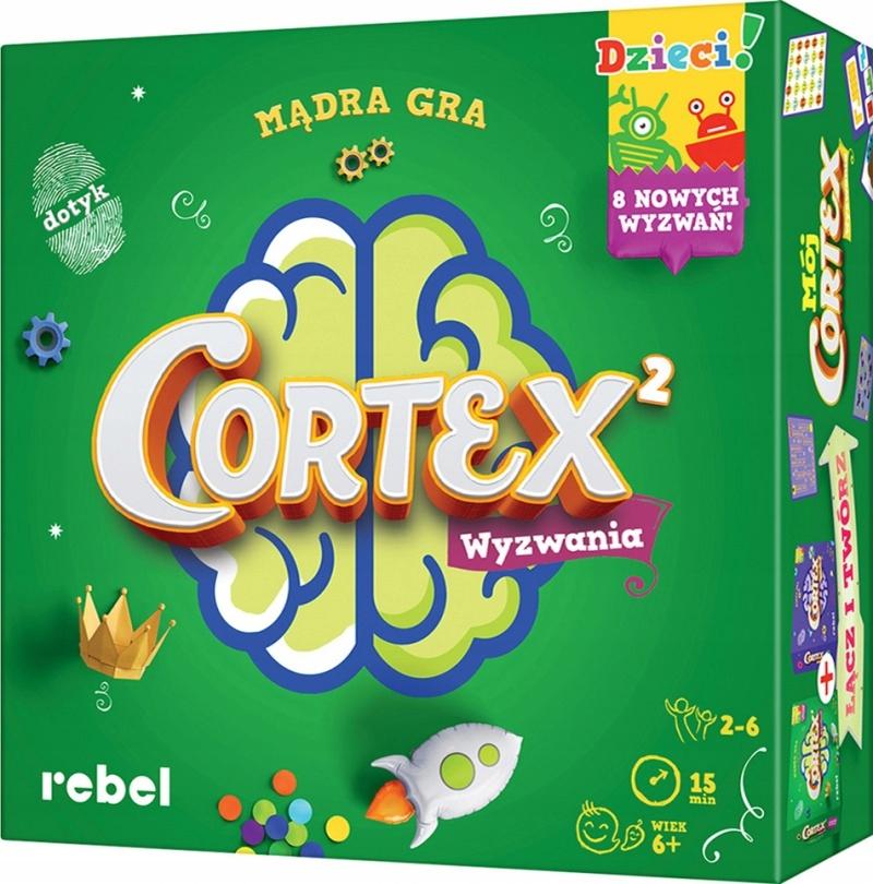 Cortex dla dzieci 2. Wyzwania. Rebel