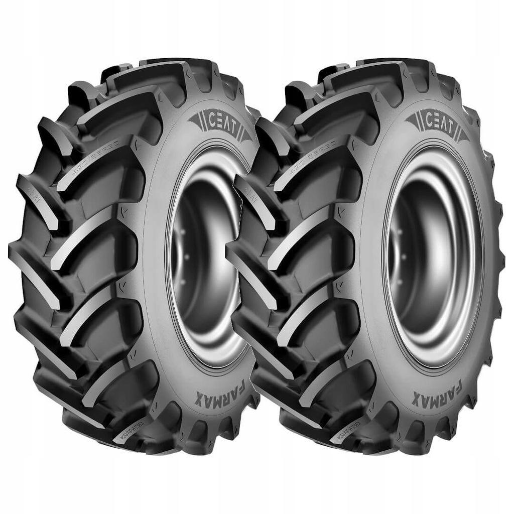 2x 380/85R24 Ceat Farmax R85 rolnicze TL 14.9-24