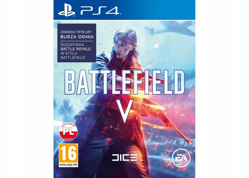 Gra PS4 Battlefield V