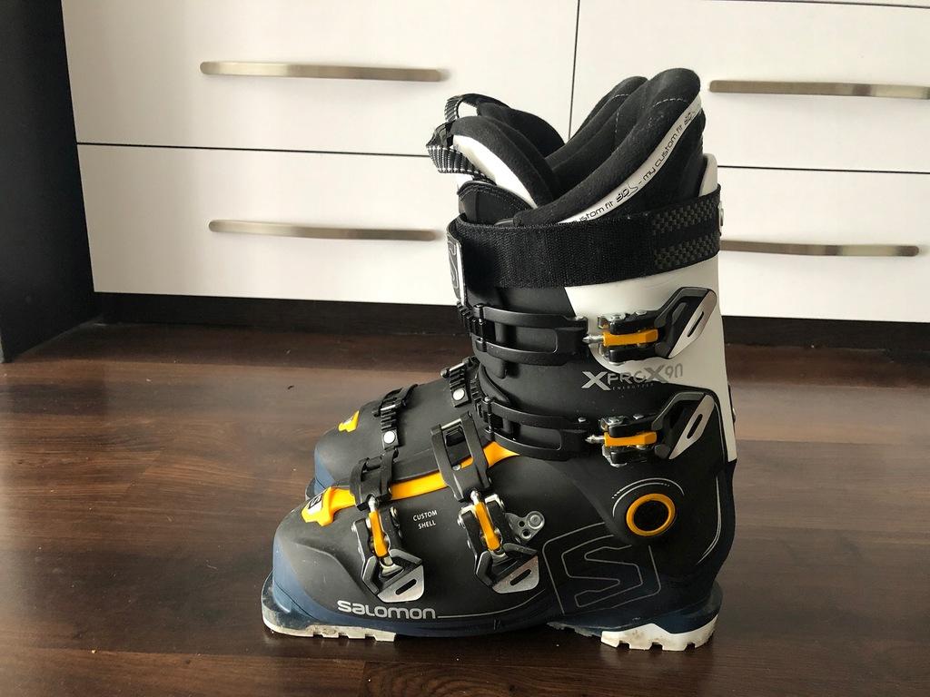 Buty narciarskie salomon x pro x90 custom shell rozm. 26
