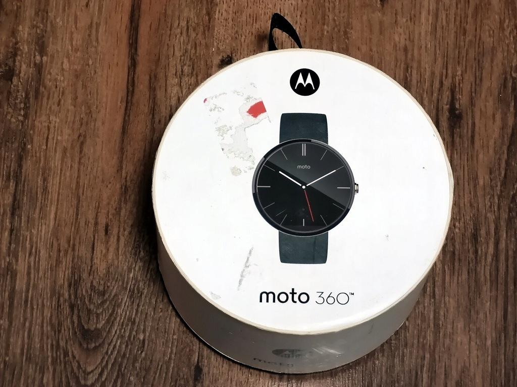 Motorola Moto 360 46mm Black SM3934AR1X1