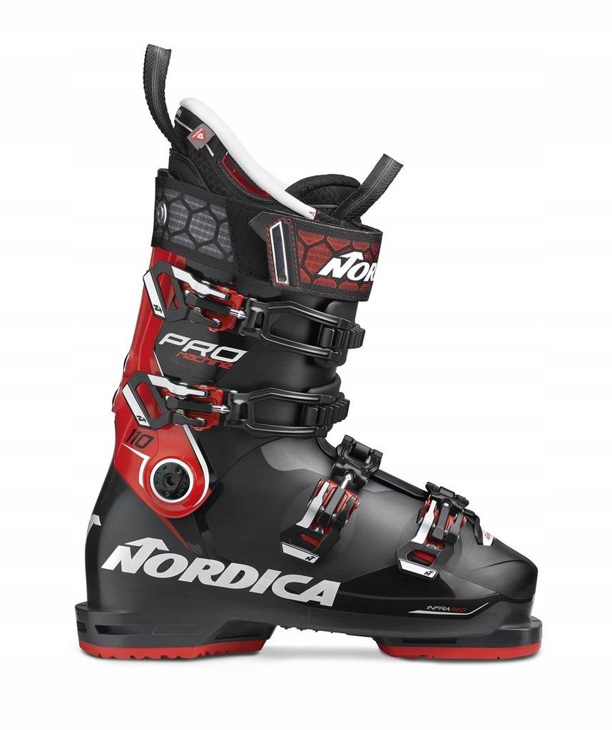 Buty narciarskie Nordica Promachine 110 Czarny 26/
