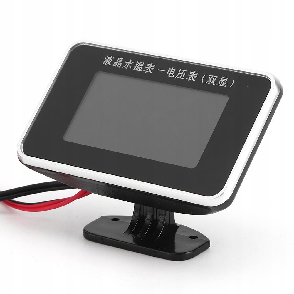 Wskaźnik LCD miernik temperatury wody