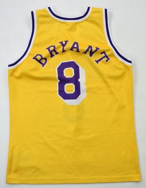 LOS ANGELES LAKERS *Kobe Bryant* NBA SHIRT L