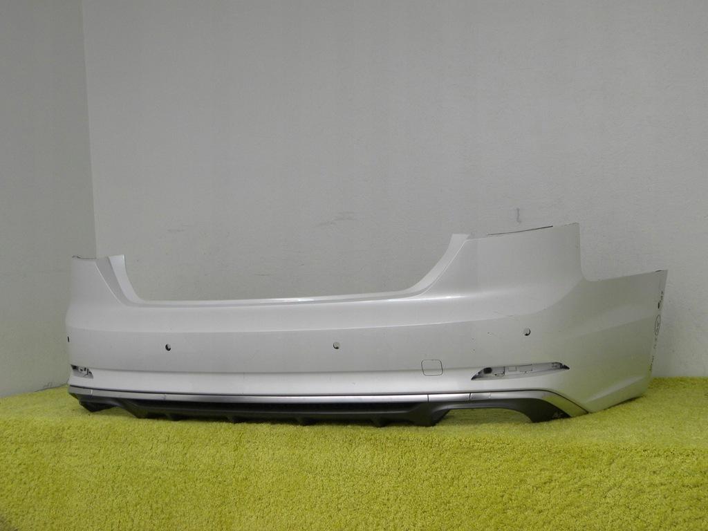 Zderzak Tył Audi S5 8W6 6PDC 16- Coupe Cabrio