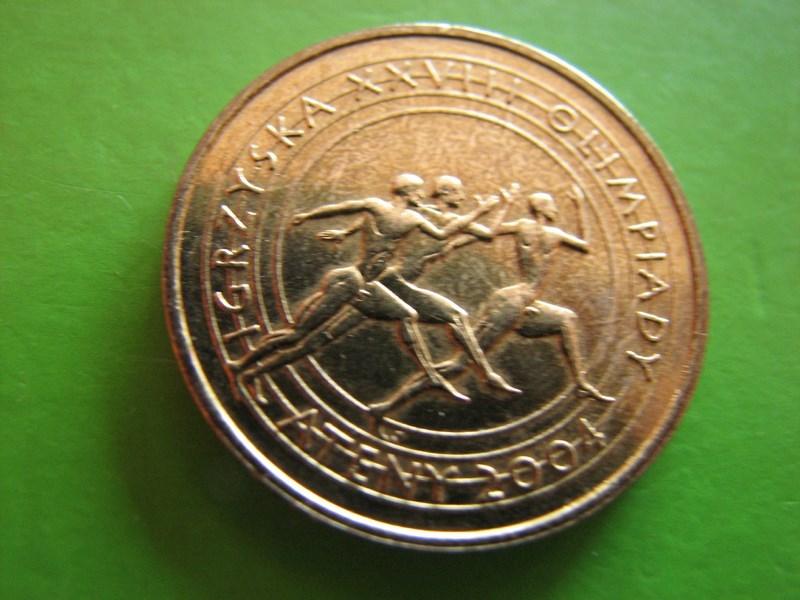 2 ZŁ NG ATENY 2004  - X194