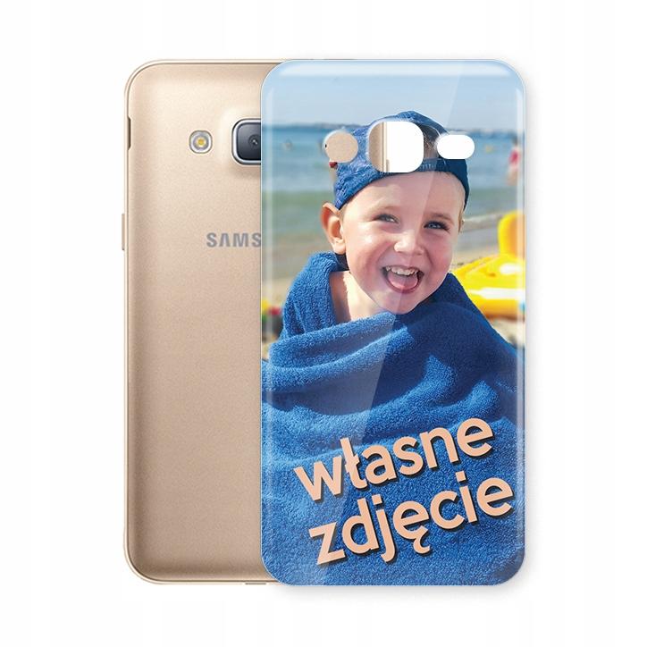 Samsung Galaxy J3 2016 Etui Slim Wlasne Zdjecie 7183115138 Oficjalne Archiwum Allegro