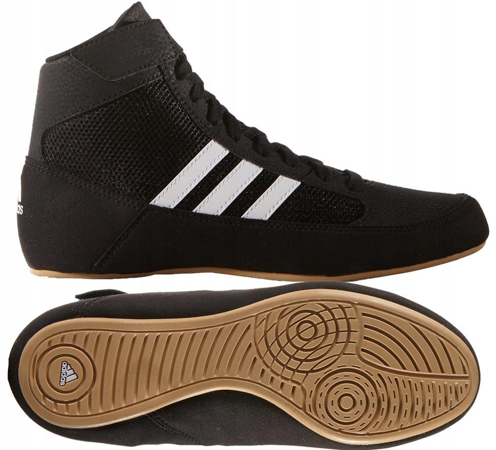 Buty zapaśnicze Adidas HAVOC BOKS AQ3325 - 44