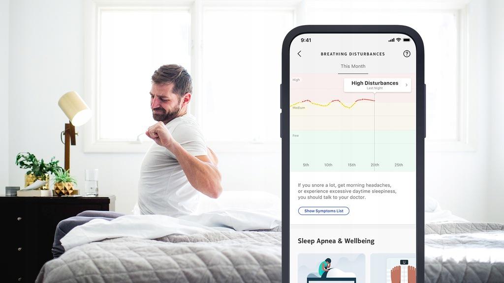 Nokia Sleep Mata Do Monitorowania Jakosci Snu 7282070689 Oficjalne Archiwum Allegro