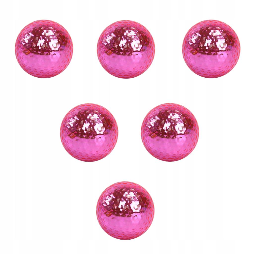 1 sztuka piłeczki golfowej - Różowy